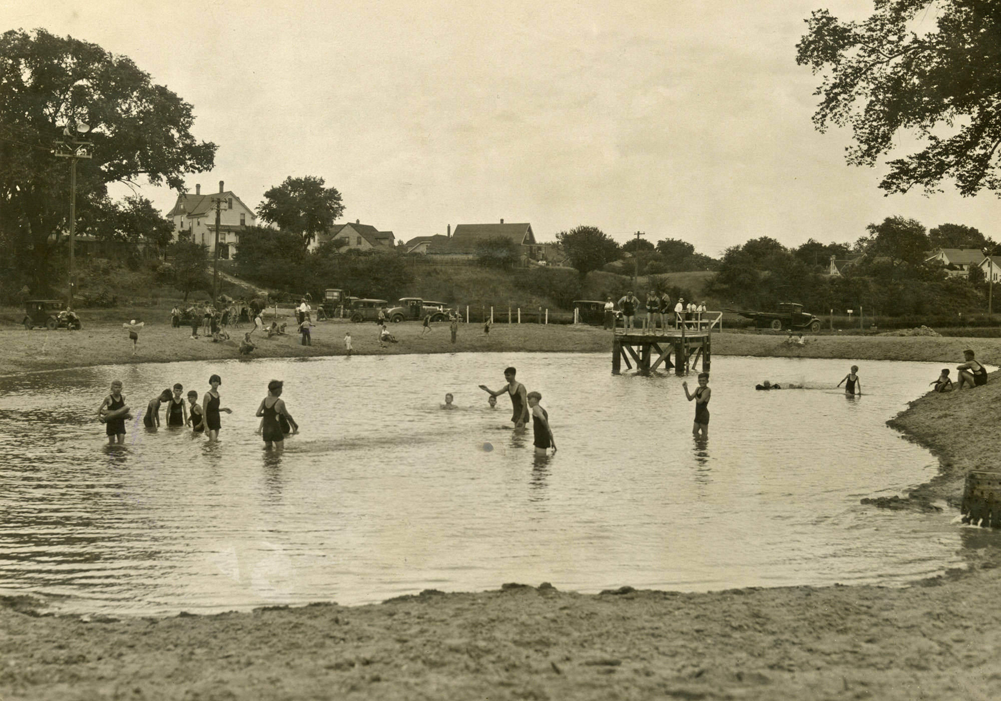 The old swimming holes paul j hoffman for What to do with old swimming pool