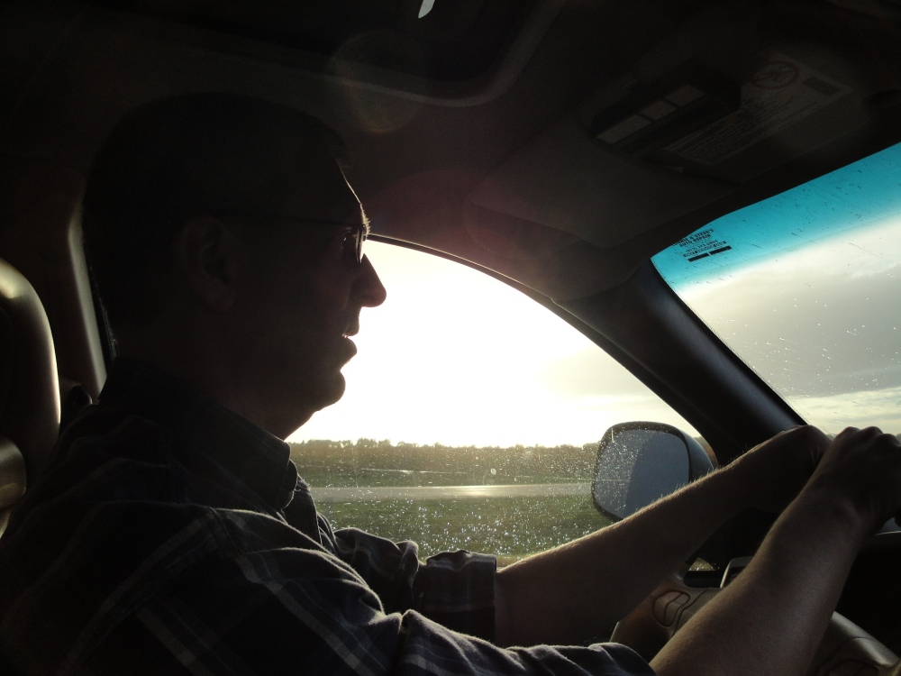 On the Road with the Author (1/6)