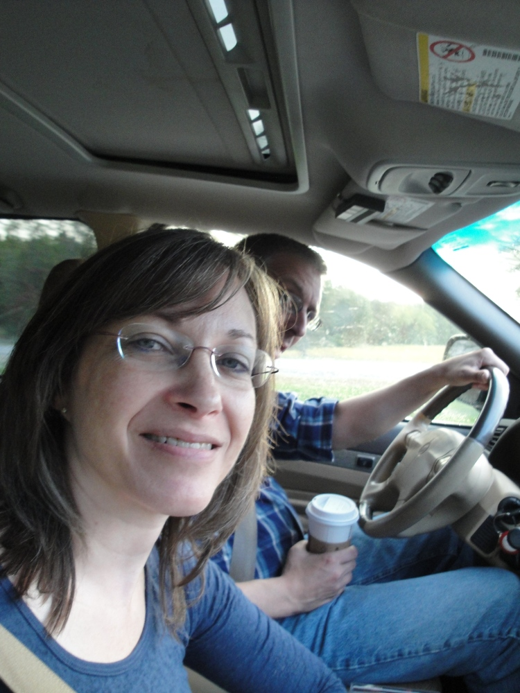 On the Road with the Author (2/6)