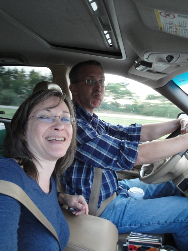 On the Road with the Author (3/6)