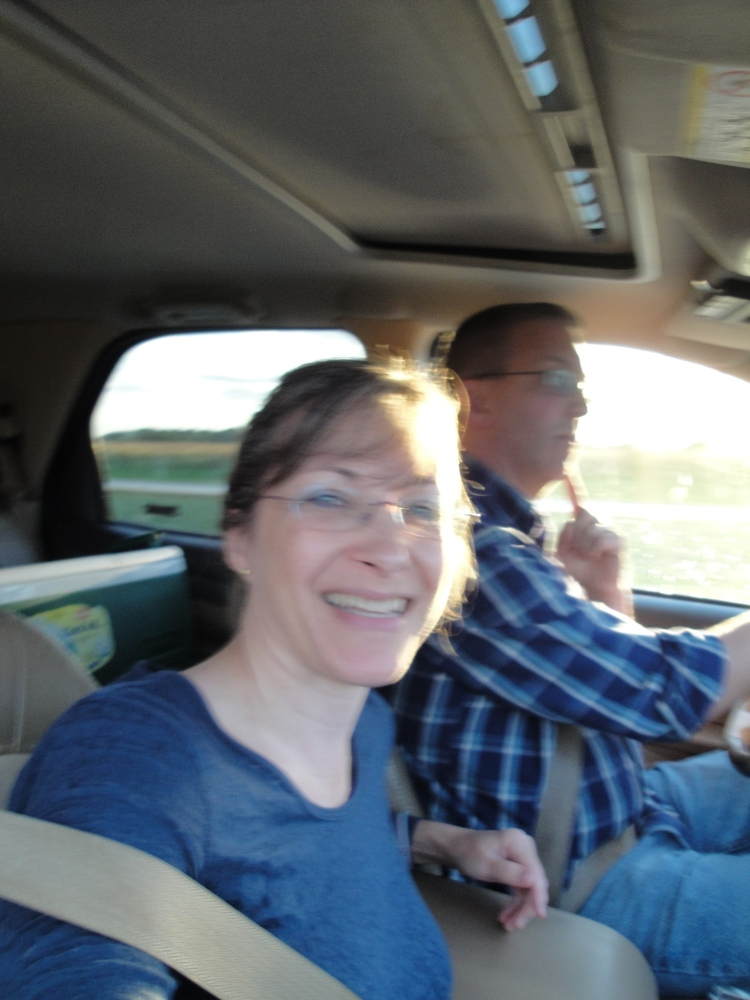 On the Road with the Author (4/6)