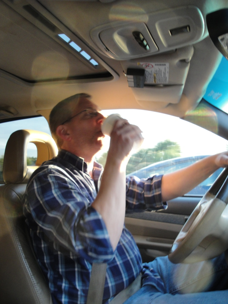 On the Road with the Author (5/6)