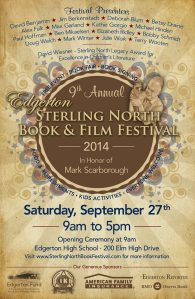 Sterling North 2014 poster