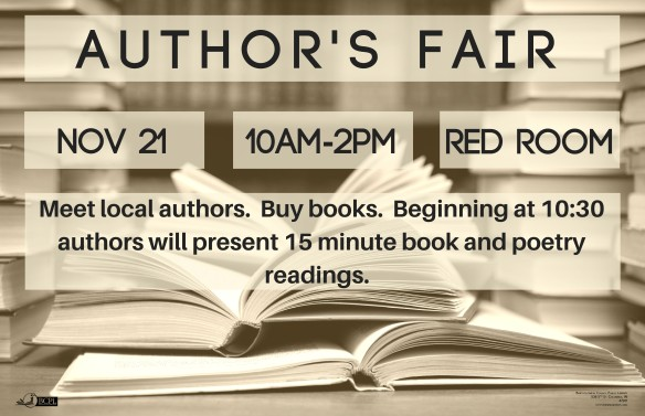 AUTHOR'S FAIR