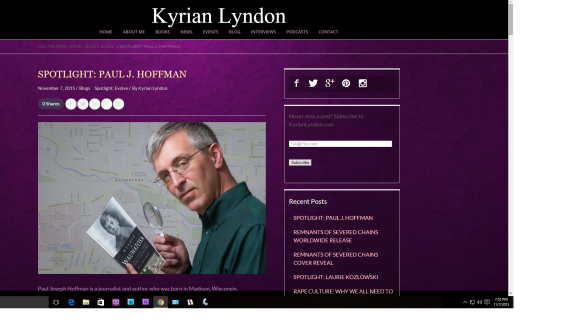Kyrian Home Page 11-07-2015