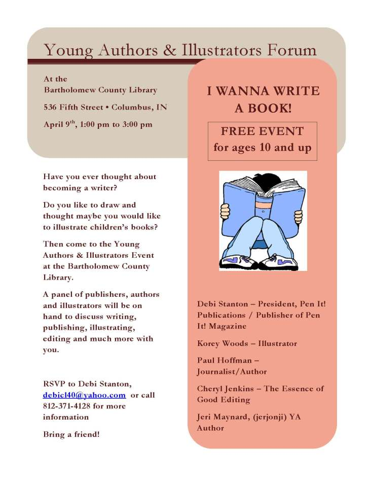 Young Authors Forum