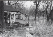 Death Valley was an poor area of Columbus that featured substandard housing and seasonal flooding through the first half of the 20th century.