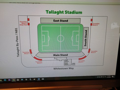 Tallaght seating