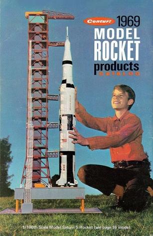 model rocket magazine