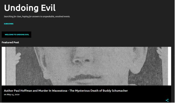 UE website screenshot